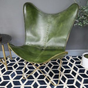 Green-Butterfly-Chair
