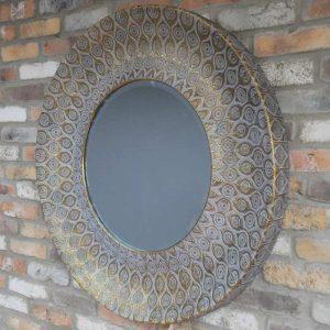 696122 Metal Mirror