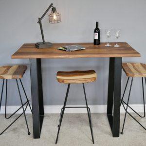 696131 Living Edge Bar Breakfast Table
