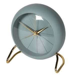 Green and Gold Alarm Clock