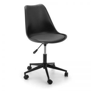 Erika Black Office Chair