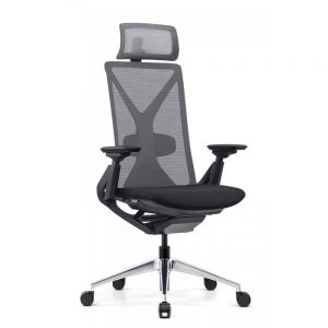 Fercula-Ergonomic-Task-Chair-in-Black-with-Headrest