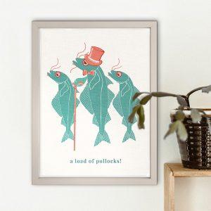 Load Of Pollocks
