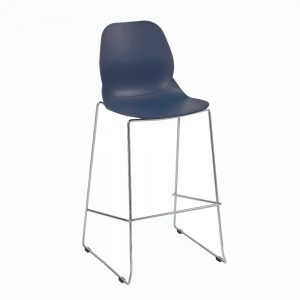 Shoreditch-bar-stool-with-steel-frame-in-blue