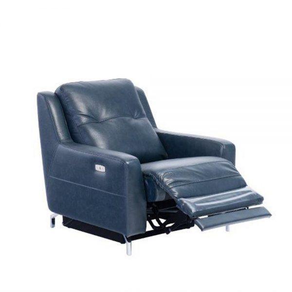 Warren-leather-1-seater-recliner-navy