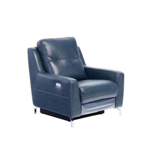 Warren-leather-1-seater-recliner-navy1