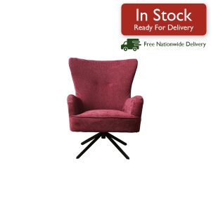 Purple Accent Chair Instock Image