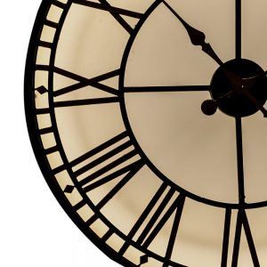 Black-and-Gold-Back-Lit-Glass-Wall-Clock1