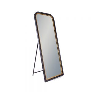 Black-with-Gold-Beaded-Dressing-Mirror1