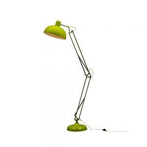 Lime-Green-Large-Desk-Style-Floor-Lamp